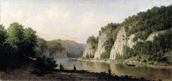 Картина П.П. Верещагина Камень Писаный